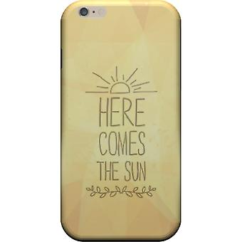 Here comes the sun cover for iPhone 7