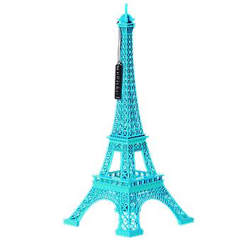 Blue Eiffel Tower Figurine by Merci Gustave