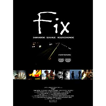 Fixa filmaffisch (11 x 17)