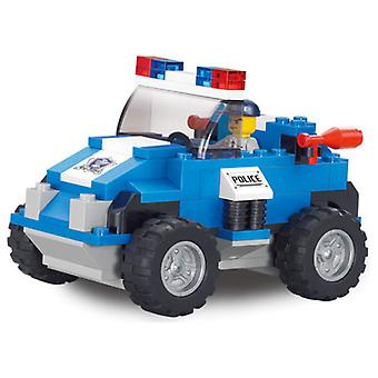 Sluban Intervention Police Car (Toys , Constructions , Vehicles)