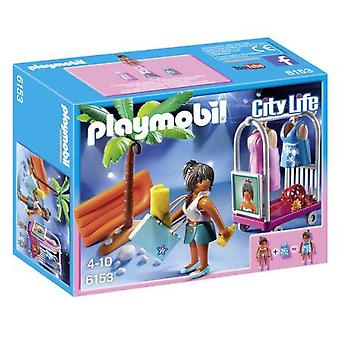 Playmobil Session Photos at the Beach