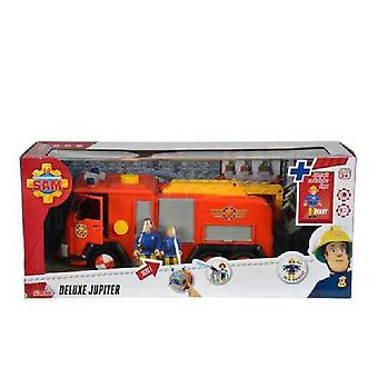 Simba Figure Fireman Sam Jupiter Truck (Toys , Preschool , Playsets , Vehicles)