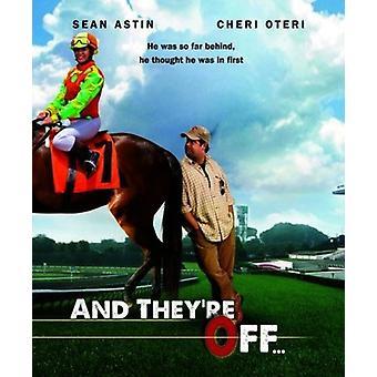 & Ze Off [Blu-ray] USA import