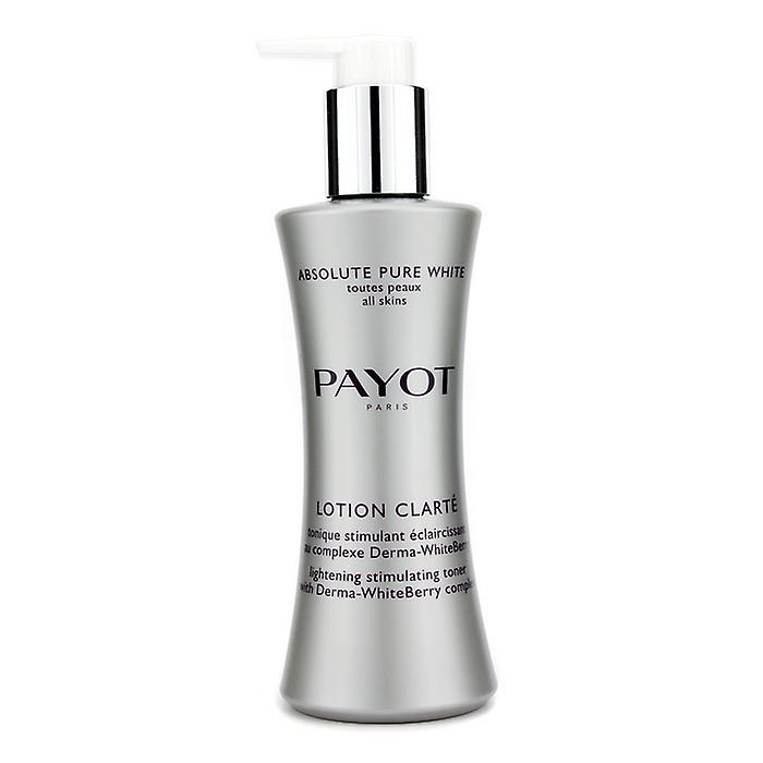 Payot absolut reine weiße Lotion Clarte 200ml / 6.7 oz