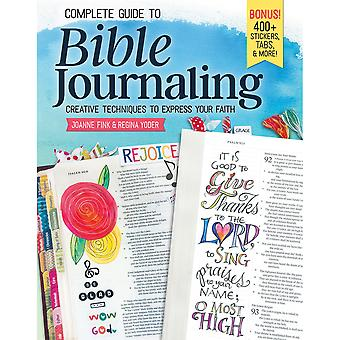 Fox Chapel-Complete Guide To Bible Journaling FOX-02726