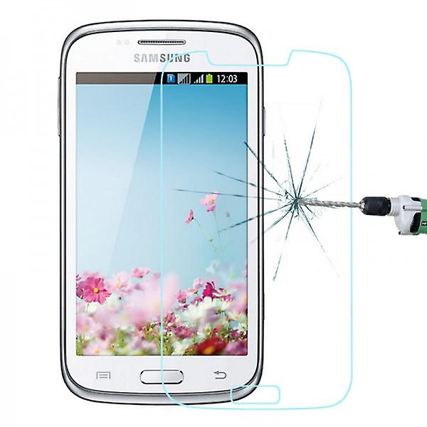 Premium 0.3 mm armoured glass shock Protector for Samsung Galaxy i8260 i8262 duo
