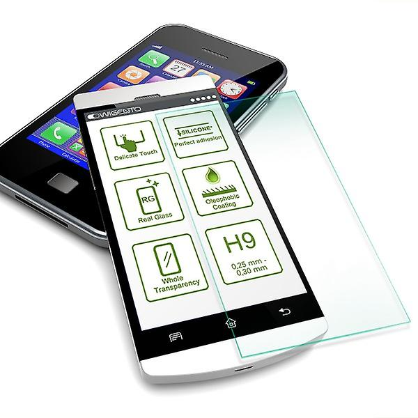 Bullet-proof glass screen protector 0.3 H9 tank protector film for many Smartphones