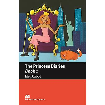 The Princess Diaries 1: Elementary Level (Macmillan Readers) (Paperback) by Cabot Meg
