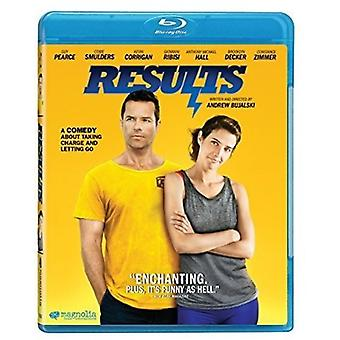 Results [Blu-ray] USA import