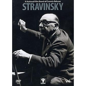 I. Stravinsky - importación de 1965 Estados Unidos documental [DVD]