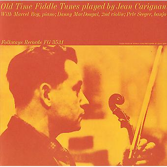 Jean Carignan - Old Time Fiddle Tunes Played by Jean Carignan [CD] USA import
