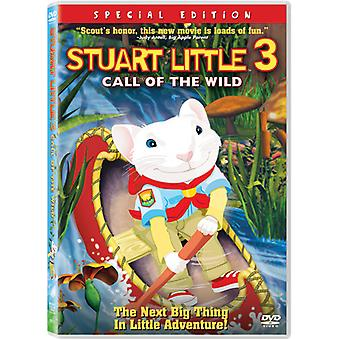 Stuart Little 3-Call of the Wild [DVD] USA import