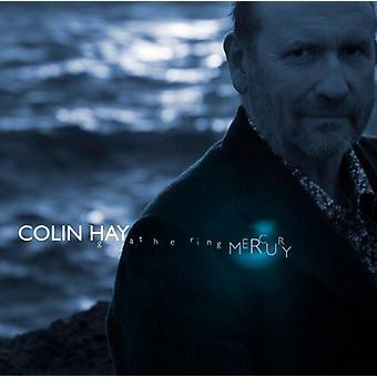 Colin Hay - importación de Estados Unidos reunión mercurio [vinilo]