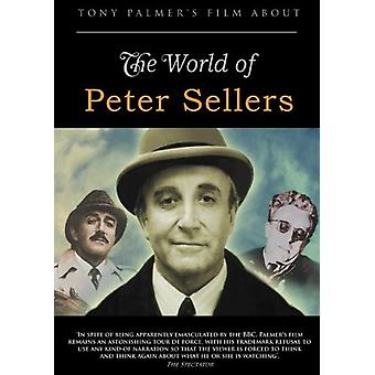 Tony Palmer's Film About the World of Peter Seller [DVD] USA import