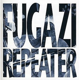 Fugazi - Repeater Plus 3 sange [CD] USA import