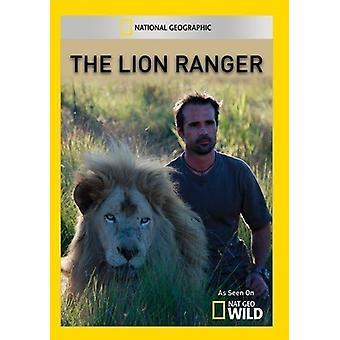 Lion Ranger [DVD] USA import