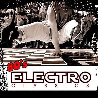 80's Electro Classics - 80's Electro Classics [CD] USA import