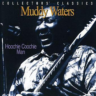 Muddy Waters - Hoochie Coochie Man [CD] USA importerer