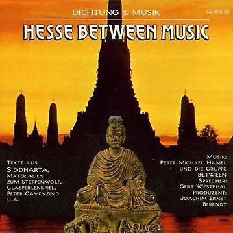Forskellige kunstner - Hessen mellem musik [CD] USA import