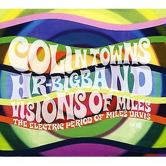 Byer, Colin/Hr Bigband - visioner af Miles: The materiale [CD] USA import