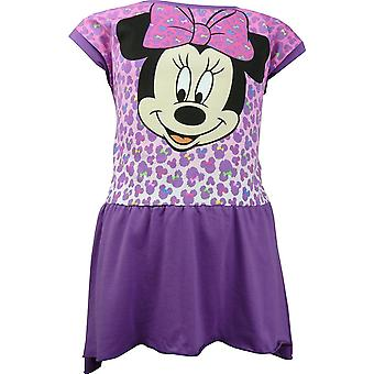 Girls Disney Minnie Mouse Short Sleeve Dress