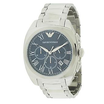 Emporio Armani en acier inoxydable Chronograph Mens Watch AR1938