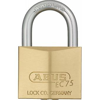 ABUS Extra-Classe brass padlock security key 75/60 Ka7561