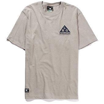 LRG 3 Sided Story T-shirt Ash Heather