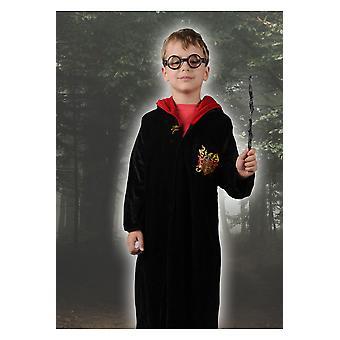 Barnkläder för pojkar guiden mantel trollkarl