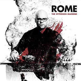 Rome - importation USA Machine Hyperion [CD]