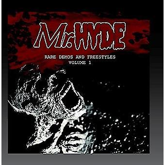 Necro Hyde - sjældne demoer 1 [CD] USA import