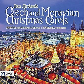 Jirasek / coro de Jitro Checa niños / Skopal - Checa y Morava Navidad villancicos [CD] USA import