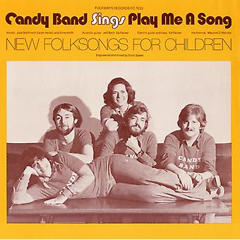 Candy Band - nya folksånger för barn [CD] USA import