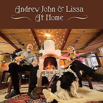 Andrew John - på hjem [DVD] USA import