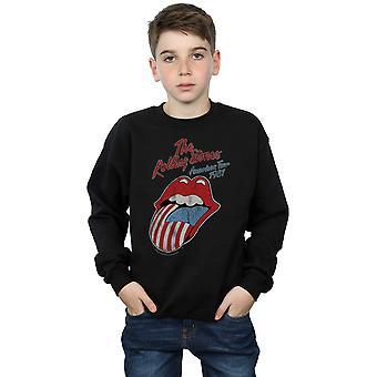 Rolling Stones мальчиков американского тура 81 Толстовки
