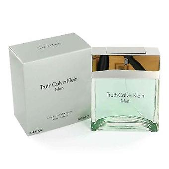 Calvin Klein Truth Eau De Toilette 100ml EDT Spray
