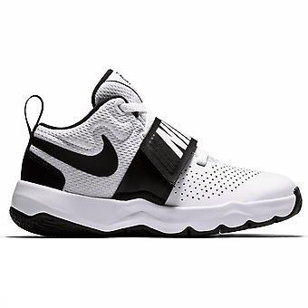 Nike Team hustle D 8 HP 881942 100 young Moda shoes