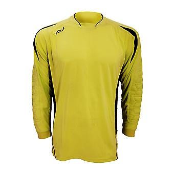 SOLS Mens Azteca Long Sleeve Goalkeeper / Football Shirt