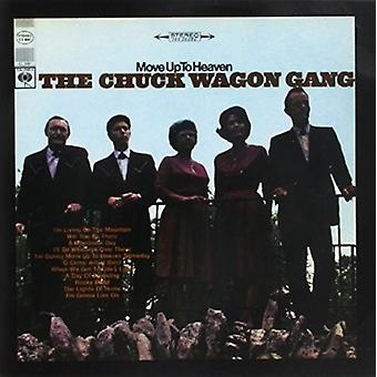 Chuck Wagon Gang - Move Up to Heaven [CD] USA import