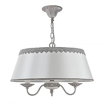 Maytoni Lighting Bouquet Elegant Collection Pendant, Antique Grey