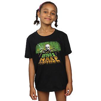 Disney Toy Story halbe Puppe halb Spinne T-Shirt für Mädchen