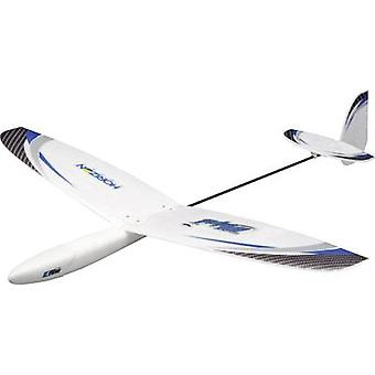 E-flite UMX Whipit DLG RC model glider BNF 620 mm