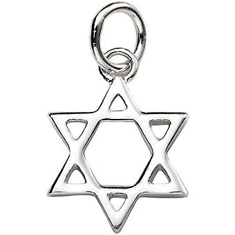 Beginnings Star of David Pendant - Silver