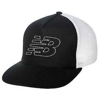 New Balance Classic Trucker Cap - Black