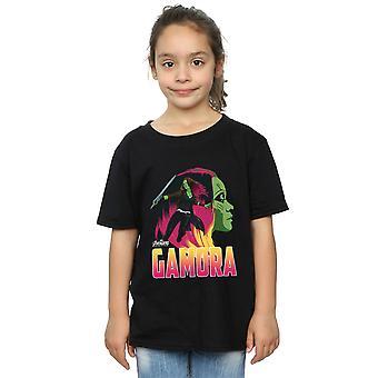 Avengers Girls Infinity War Gamora Character T-Shirt