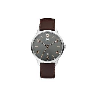Reloj para hombre de diseño danés IQ18Q1184