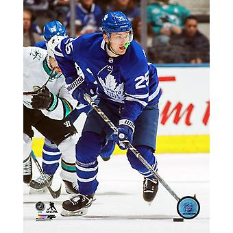 James van Riemsdyk 2017-18 Action Photo Print