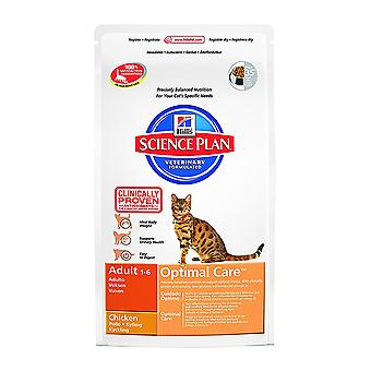 Hills chat nourriture Feline Adult poulet