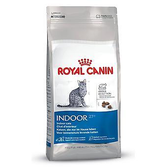 Royal Canin Indoor 27 Katze Adult Trockenfutter ausgeglichen und füllen Sie 4kg