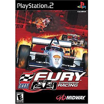 KAR Fury kampioenschap Racing (PS2)